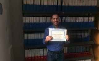 Dr Rakan Nasreddine - Lauréat 2019